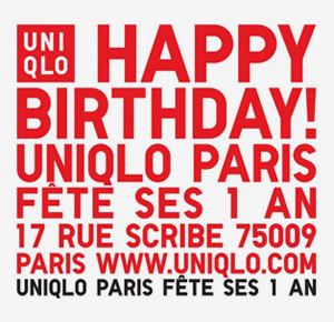logo-anniversaire-Uniqlo