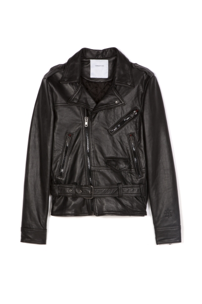 Fecto Leather Jacket