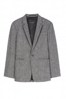 One Button Suit Jacket V1