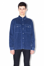 Ollie Denim Overshirt V2